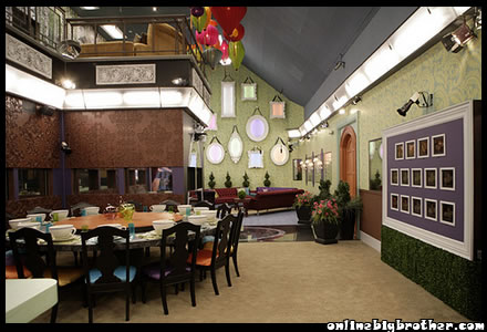 Big Brother 8 House