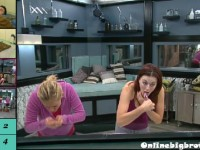 Porsche rachel Big Brother 13