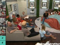 hoh lockdown  Big Brother 13