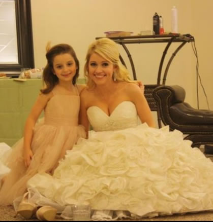 Big Brother Britney Haynes Married