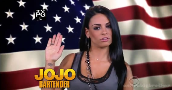Big Brother 14 Cast JOJO