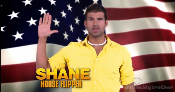 Big Brother 14 Cast Shane