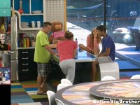 Big Brother 14: Joe tells Wil & Janelle that Frank is coming after