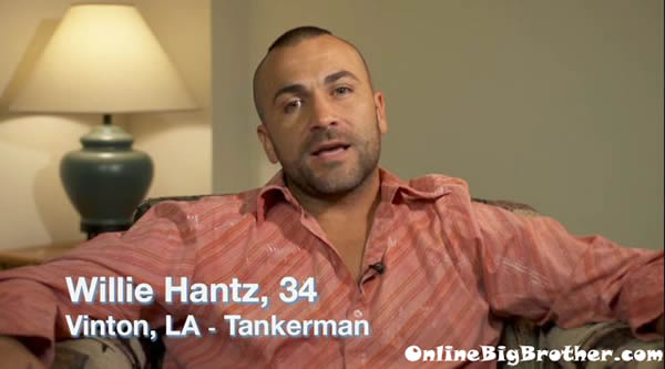 Big-brother-14-cast-Willie-Hantz