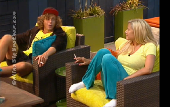 Are frank and ashley from big brother hookup