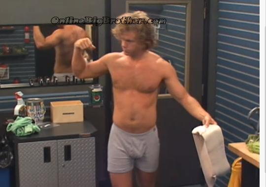 Big Brother 14 Live Feed Screen Capture Gallery – August 9th, 2012