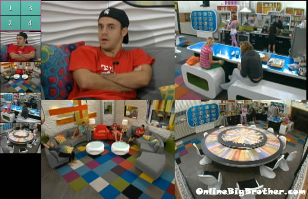 Big-Brother-14-live-feeds-august-10-1011am