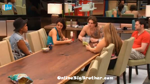 Big Brother Canada March 6 2013 519pm
