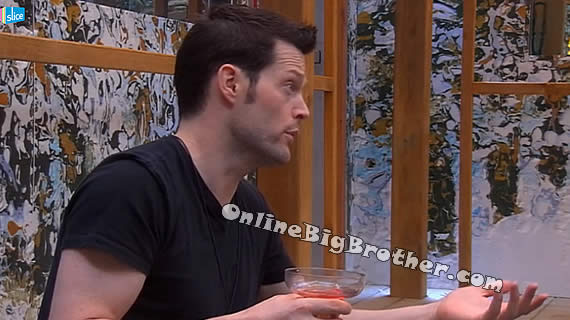 Big Brother Canada Spoilers – A cucumber, A cigarette, A TallaTini