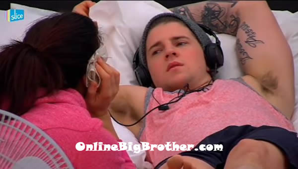 Big Brother Canada Emmett says well maybe we should think about
