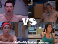 Big Brother Canada April 25 2013 Live Eviction Episode