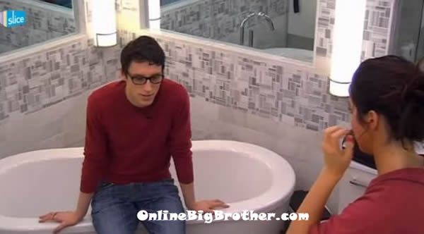 Big Brother Canada live feeds April 6 2013 846am
