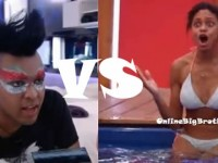 Big Brother Canada Live Eviction April 4, 2013 Gary vs Topaz