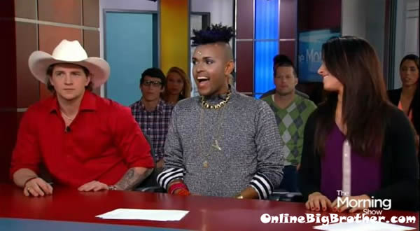 Big Brother canada the morning show 2