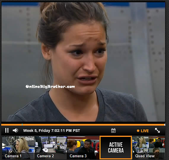 """Big Brother Spoilers Candice tells Howard """"This is why I hate this ..."""
