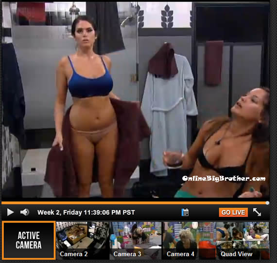11:20pm Cam 1-2 Aaryn, Jessie and Amanda