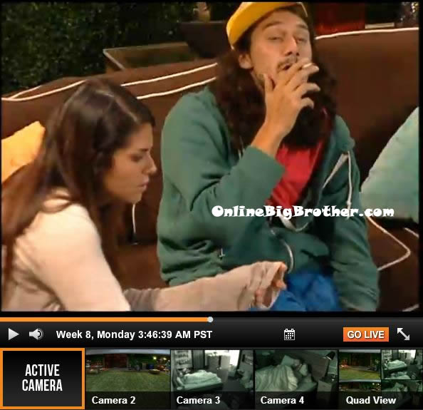 Big Brother 15 Are Mccrae Amanda Still Together Yep
