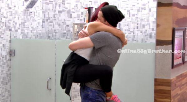 bbcan jon and neda dating