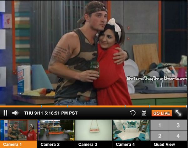 "Big Brother 16 Spoilers Final 5 nominations ""I knew we should have"
