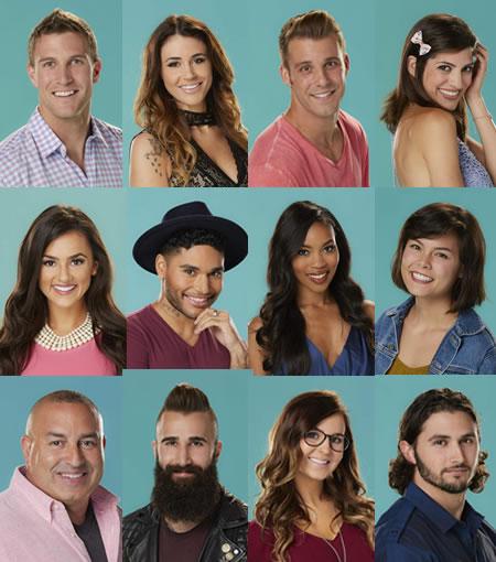 Celebrity Big Brother Dream Cast   TV Guide