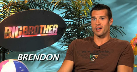 brendon Big Brother 12