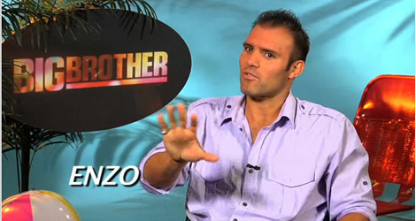 enzo Big Brother 12