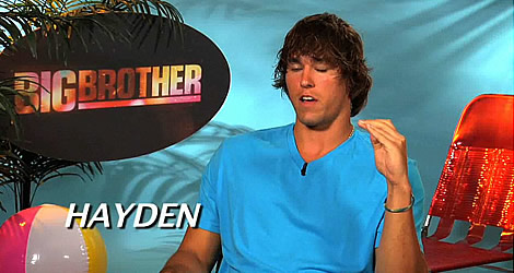 hayden Big Brother 12