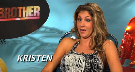 kristen big Brother 12