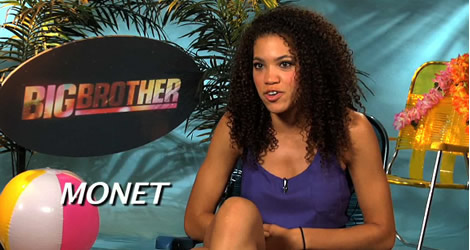 monet Big Brother 12