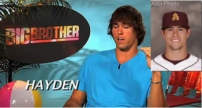 Big Brother 12 Hayden Moss