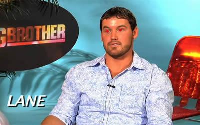 Lane Elenburg Big Brother 12 Spoilers