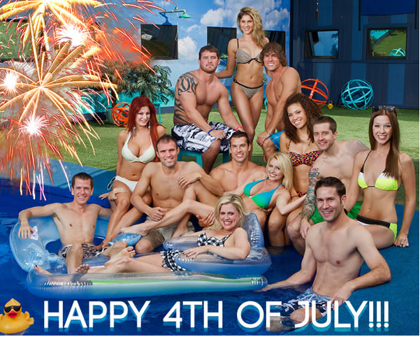 Big Brother 12 Pool pic