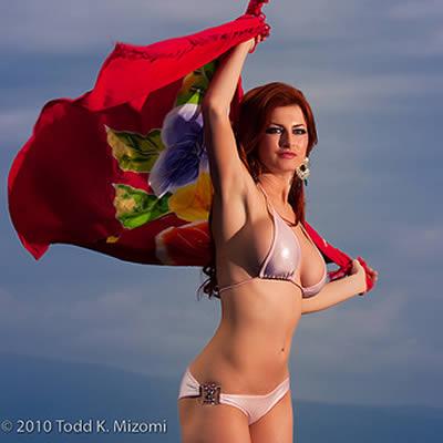 Big Brother 12 - Rachel Reilly Bikini Pics