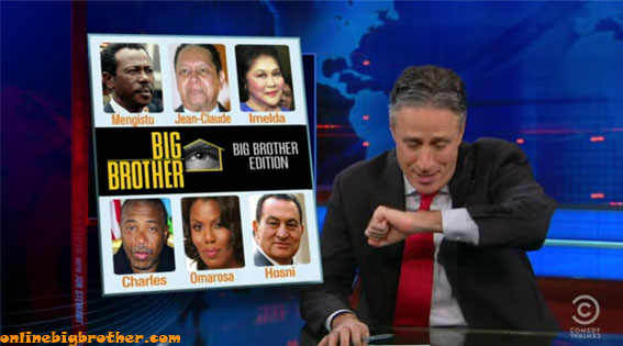 Big Brother 13 Daily Show