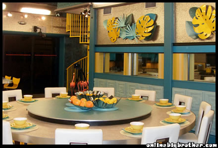 Big Brother 12 House