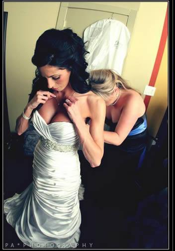 laura Crosby wedding