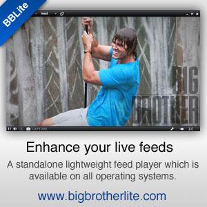 Big Brother 13 Live Feeds