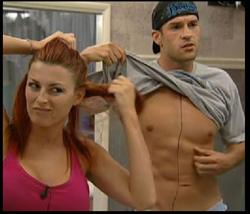 Big Brother Aug Screen captures