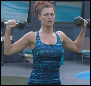 Rachel Reilly BB13 Winner
