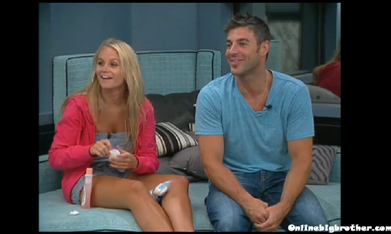 Big Brother 13 Live Feeds july7th