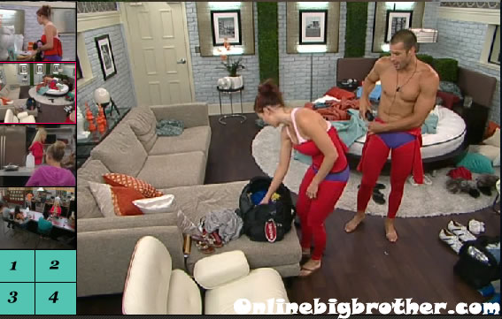 Brenchel 3 Big BRother 13