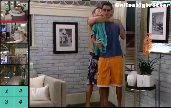 Dom Big Brother 13