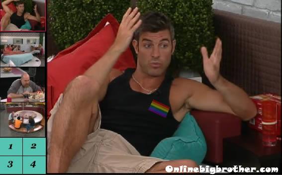 Jeff Big Brother 13