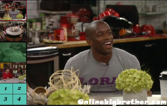 Keith Big Brother 13