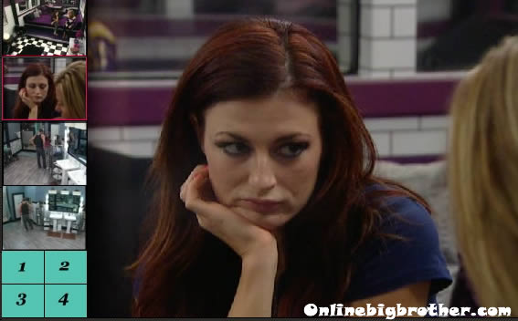 rachel 2 Big Brother 13