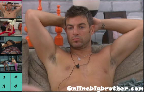 Jeff 3 Big BRother 13
