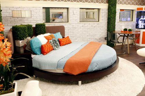 Big Brother HOH room