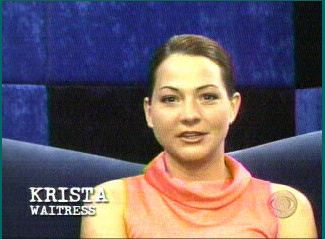 Big Brother 2 Krista Stegall