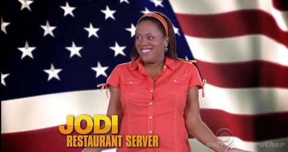 Big Brother 14 Cast Jodi