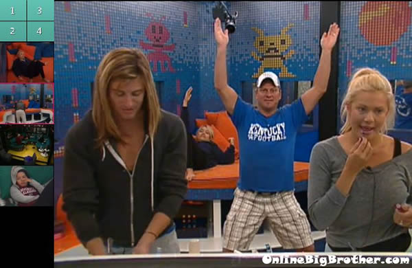 Big Brother 14: Wil says if Britney did a trade for me, I